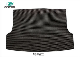 Colorful large pvc waterproof anti-slip car trunk mat all brand car can be customized fit